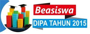 BEASISWA DIPA 2015