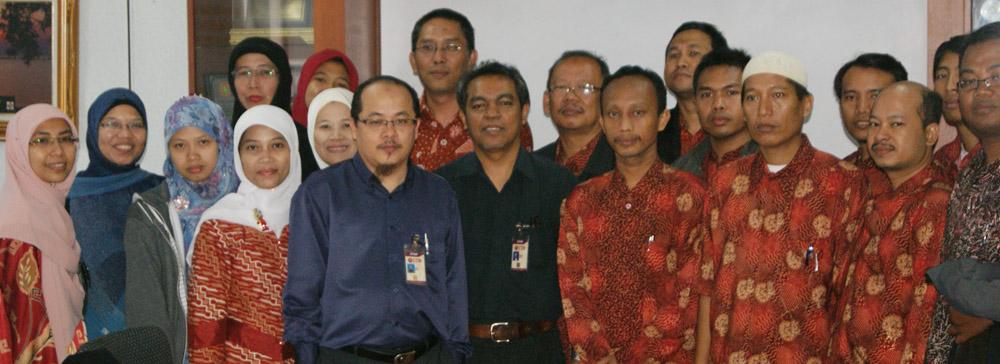 Studi Komparasi di UTM Malaysia
